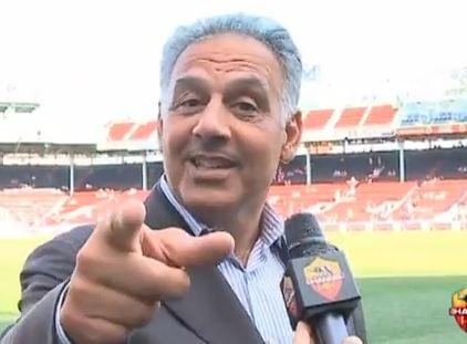 """Pallotta al Bloomberg Sports Business Summit: """"Romanisti siamo noi/Ma chi cazzo siete voi"""""""