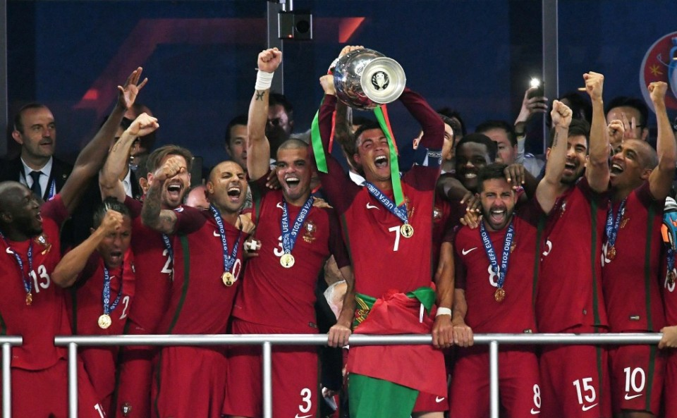 euro 2016 portogallo campione francia